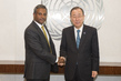 Secretary-General Meets Head of Amnesty International 2.8645122