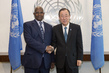 Secretary-General Meets Foreign Minister of Uganda 2.8638363