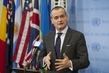 French Representative Briefs Press on Central African Republic 0.030949866