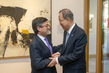 Secretary-General Meets Head of Inter-American Development Bank 2.291069