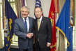Secretary-General Meets US Secretary of Defense 1.0