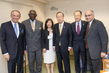 Secretary-General Meets World Bank President and Climate Envoy 3.7655501