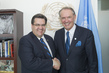 Deputy Secretary-General Meets Mayor of Montreal 1.0