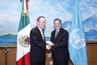 Secretary-General Meets Foreign Minister of Mexico 3.7641435