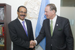 Deputy Secretary-General Meets Ethiopian Minister of State for Foreign Affairs 7.2442093