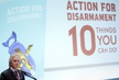Launch of Book: Action for Disarmament 9.955713