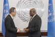 New Permanent Representative of Sudan Presents Credentials 0.120981924