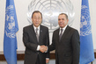 Secretary-General Meets New Permanent Representative of Dominican Republic 1.0