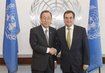 Secretary-General Meets New Permanent Representative of Chile 2.8644226