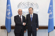 Secretary-General Meets Turkish Cypriot Leader