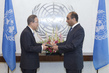 New Permanent Representative of Uzbekistan Presents Credentials 1.0