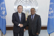 Secretary-General Meets New Permanent Representative of Eritrea 1.0
