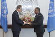 New Permanent Representative of Eritrea Presents Credentials 1.0