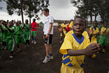 MONUSCO Peacekeepers Help Launch Soccer Schools in Goma, DRC 4.397252