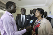 UN Rights Chief and Advisor on Genocide Prevention Visit South Sudan 4.586912