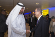 Secretary-General Arrives in Abu Dhabi for Climate Change Conference 6.571557