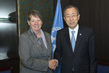 Secretary-General Meets Federal Environmental Minister for Germany 6.5676513