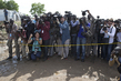 Photo Journalists Cover UN Chief's Visit to Civilian Protection Site, Juba 4.589164