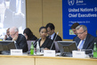 UN System Chief Executives Board Meeting, Rome 7.217053