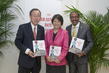 Secretary-General Helps Launch New Children's Book on HIV 0.37638608