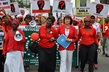 Rally in Lagos for Rescue of Abducted Nigerian Girls 11.978117