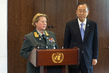 Secretary-General Appoints First Female UN Force Commander 7.219153