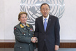 Secretary-General Appoints First Female UN Force Commander 7.2194686