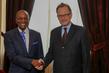 Acting Head of UNOG Meets President of Guinea 7.217105