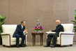 Secretary-General Meets President of Afghanistan in Shanghai 1.3296695