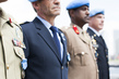 International Peacekeepers Day: Medal Parade at UN Headquarters 6.3490314