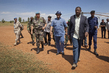Congolese Minister Meets with Surrendered FDLR Rebels at MONUSCO Base 4.4088287