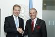 Deputy Secretary-General Meets Foreign Minister of Norway 0.7131783