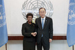 Secretary-General Meets Justice Minister of Tanzania 2.8601277