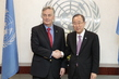 Secretary-General Meets Foreign Minister of Bosnia and Herzegovina 2.8624349