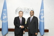 Secretary-General Meets New Permanent Representative of Mauritania 2.8624349
