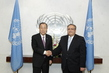 Secretary-General Meets New Permanent Representative of Azerbaijan 2.8601277