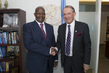 Deputy Secretary-General Meets Assembly's President-elect 0.7131783