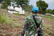 Indonesian Peacekeepers Helping Build MINUSCA Compound in Bangui, CAR 4.871684