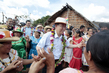 Secretary-General Visits Santa Rita Community, Bolivia 10.018071