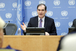 Press Briefing on Humanitarian Situation in Mali 1.24064