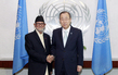 Secretary-General Meets Prime Minister of Nepal 2.8614073