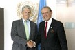 Deputy Secretary-General Meets Speaker of Danish Parliament 7.2194686