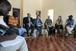 Head of DPKO Africa Division II Visits Central African Republic 4.871684