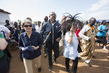 UNESCO Chief and Envoy, UN Representative for Children and Armed Conflict Visit South Sudan 4.5878525