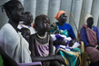 Residents of POC Camp in Juba during UN Officials' Visit 4.589406