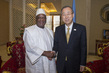 Secretary-General Meets President of Mali 1.2405968
