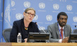 UNESCO Representatives Brief Press on Rebuilding Timbuktu 0.7597073