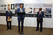 "Opening of Photo Exhibit ""Victory over Slavery"" 11.026874"