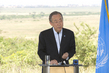 Secretary-General Addresses Press Conference in Nairobi National Park 3.7611246