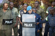 Training of MISCA Police in Central African Republic 6.4189873
